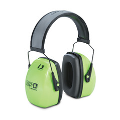 Howard Leight Leightning High Visibility Noise Blocking Earmuffs