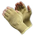 100% Nuaramid®, Medium Weight, 7 Gauge, Half Finger, Standard Length Glove