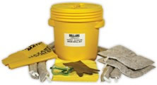 EverSoak Hazmat 20 Gal Drum Spill Kit - 99125