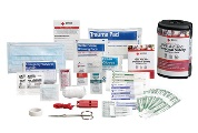 First Aid Only RC-616 American Red Cross First Aid & Personal Safety Emergency Pack