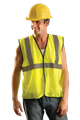OccuNomix ECO-GC Value Mesh Standard ANSI Class 2 Safety Vest