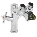 Speakman SEF-1850 Combination Eye Wash and Lab Faucet