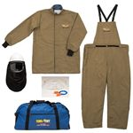 Stanco TempTest Lightweight Arc Flash Kit With TransVision Shield