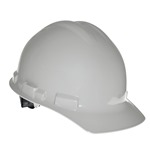 Radians, Case of 20, GHR4-Gray Granite Cap Style 4 Point Ratchet Suspension Hard Hat