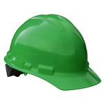 Radians, Case of 20, GHR4-Green Granite Cap Style 4 Point Ratchet Suspension Hard Hat
