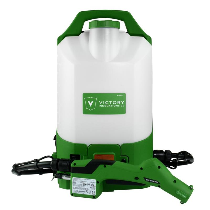 Victory VP300ES Professional Cordless Electrostatic Backpack Sprayer