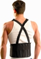 OccuNomix Mustang Back Support W/Suspenders - 611