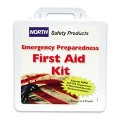 Emergency Preparedness First Aid Kit, North Emergency Kit 013118-4334L