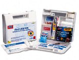 ANSI Bulk First Aid Kit First Aid Only 10 Person OSHA First Aid Kit - 222-U