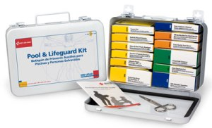 First Aid Only Pool & Lifeguard First Aid Kit - 280-U/FAO