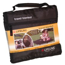 Lifeline All Purpose Travel Blanket